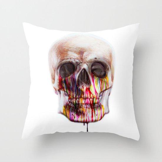 True Blood B Throw Pillow