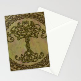 Celtic Tree of Life I Stationery Cards