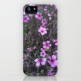 Flower IV iPhone Case