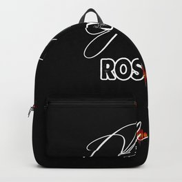 Roswell New Mexico Guita Music is like that retro Custom Backpack