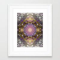 sparkle Framed Art Prints featuring Sparkle by Angelo Cerantola