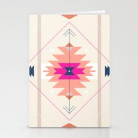 kilim Stationery Cards featuring Kilim Inspired by Nayla Smith
