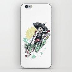 livin la vida loca iPhone Skin