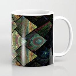 Dicephalous Dragon Coffee Mug