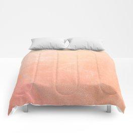Sherbet Ombre Comforters