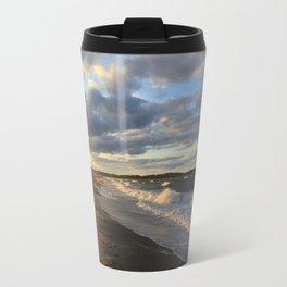Stormy Ocean Travel Mug