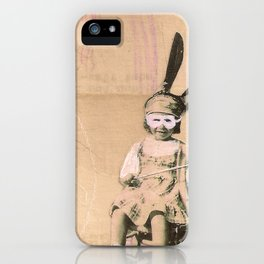 Imaginary Friends- Magician iPhone Case
