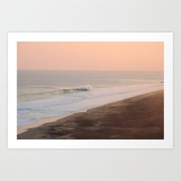 Mexican Sunsets Art Print