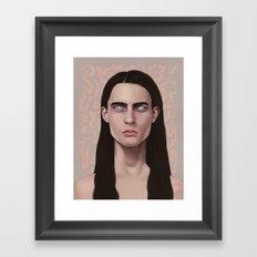 210317 Framed Art Print