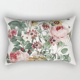 Romantic Garden Rectangular Pillow