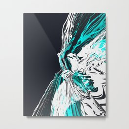 The Abyss No.01 Metal Print