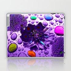Purple Blossom Laptop & iPad Skin