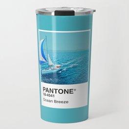 PANTONE SERIES – OCEAN BREEZE Travel Mug