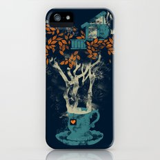 Tea House iPhone (5, 5s) Slim Case