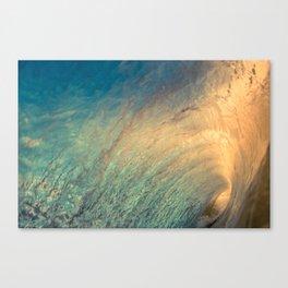 Visible Dimension Canvas Print