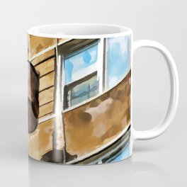 Bucket Coffee Mug
