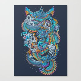 New Space Found Canvas Print