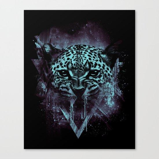 WILD COSMIC Canvas Print