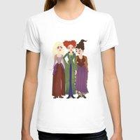 hocus pocus T-shirts featuring Hocus Pocus Illustration by Shop Sarah Alyson