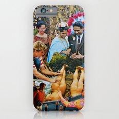 Coral LP Album Artwork iPhone 6s Slim Case