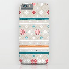 FairIsle - light iPhone 6s Slim Case
