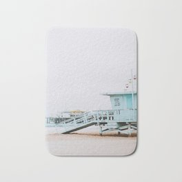santa monica, california Bath Mat