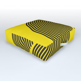 wobbly 9 Outdoor Floor Cushion