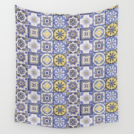 Talavera Ceramics Wall Tapestry