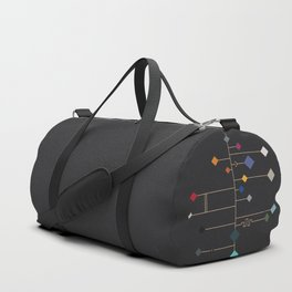 winter equinox Duffle Bag