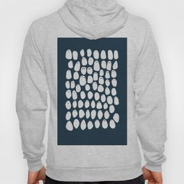 Friends come in different shapes - blue Hoody