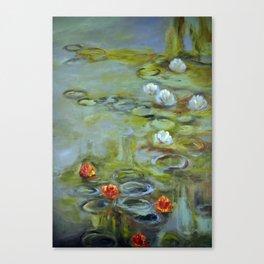 ALLURE OF NATURE Canvas Print