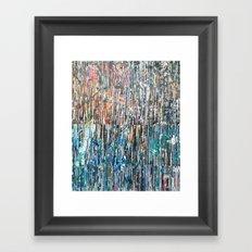 STRIPES 29 Framed Art Print