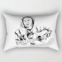 Ben howard Rectangular Pillow