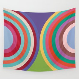 PANTONE COLOR OF THE YEAR 19 YEARS - 2000 - 2018 -20 COLORS Wall Tapestry