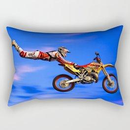Moto Styler Rectangular Pillow