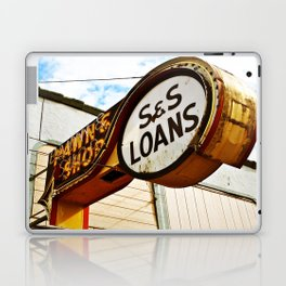 S&S Loans Laptop & iPad Skin