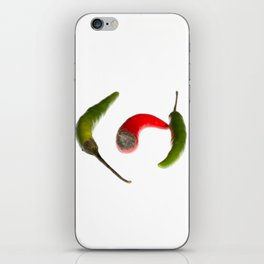 Odd Chilli Out iPhone Skin