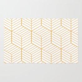 ZADA ((funky orange)) Rug