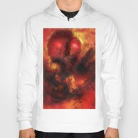 ghost Hoodies featuring Ghost by Fine2art