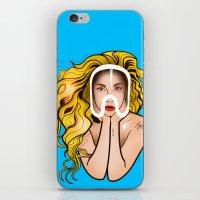 artpop iPhone & iPod Skins featuring ARTPOP by Alli Vanes