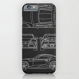 Supra Mk 5 iPhone Case