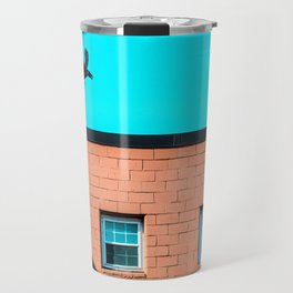 View from the alley - as the crow flies Travel Mug