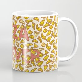 Pizza Forever Coffee Mug