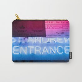 St. Andrew (Urban Night, Urban Lights #8) Carry-All Pouch