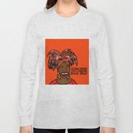 La Reina Celia Cruz Long Sleeve T-shirt