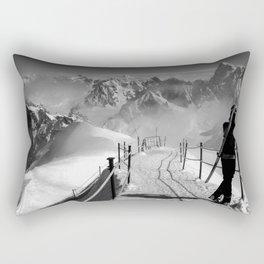 Apres Thoughts Rectangular Pillow