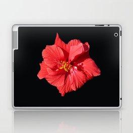 Red Hibicus DPG150523 Laptop & iPad Skin
