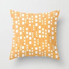 Mello Mallow Throw Pillow