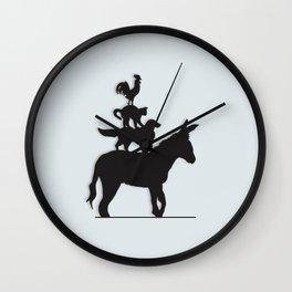 Town Musicians of Bremen Wall Clock