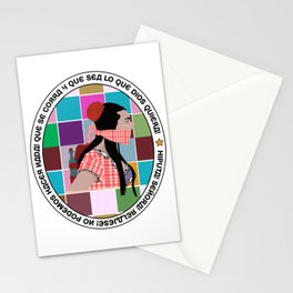 Rossy Amordazada Stationery Cards
